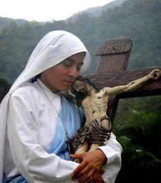I LOVE this photo.  Sacred Heart of Jesus Christ (422×480)