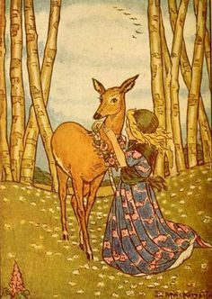 Read the #German folktale Brother and Sisters at Fairytalez.com