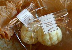 先日のメロンパンをちょいとラッピング♪♪ - フェイクのお菓子 2つのあこがれ - Yahoo!ブログ
