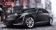 2018 Cadillac Ct6