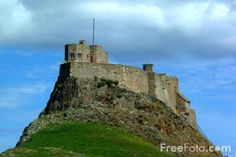 holy islands 26th century castle ....Northumberland where I grew up, just beautiful!