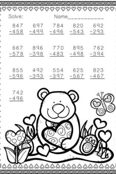 Are you looking for free Three Digit Subtraction Coloring Worksheets for free? We are providing free Three Digit Subtraction Coloring Worksheets for free to support parenting in this pand Math Shapesmic! #ThreeDigitSubtractionColoringWorksheets #SubtractionColoringWorksheetsThreeDigit #ThreeDigit #Subtraction #Coloring #Worksheets #WorksheetSchools