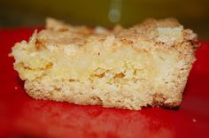 Texas Gold Bars - May also be called Gooey Bars or Chess Bars. These are so yummy.  I hope the recipe is a good one.