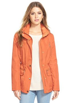 MICHAEL MICHAEL KORS Anorak. #michaelmichaelkors #cloth #short jacket #coat