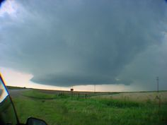 6/12/03 Supercell in Young County, TX