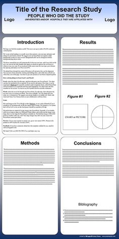 free powerpoint scientific research poster templates for printing, Powerpoint templates