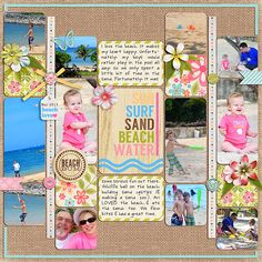 Cindy's Layered Templates Set 146 by Cindy Schneider Aloha Sunshine by Zoe Pearn & KCB Sunshine Girl by Zoe Pearn & Flergs Design Cindy's Layered Cards: Summer 2 by Cindy Schneider Heart Tag by KCB