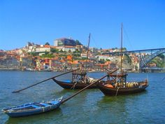 Portugal, Cities In Europe, Old City, Old Things, River, Contemporary, Creative, Norte, Pictures