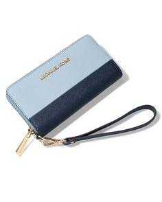 """Part wallet. Part phone case. I love a hybrid accessory."" - xxMK #SpringFling"