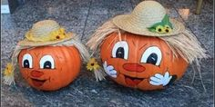 Pumpkin Face Paint, Cat Pumpkin, Pumpkin Crafts, Pumpkin Carving, Cute Pumpkin Faces, Pumkin Decoration, Handkerchief Crafts, Cute Halloween Decorations, Pumpkin Contest