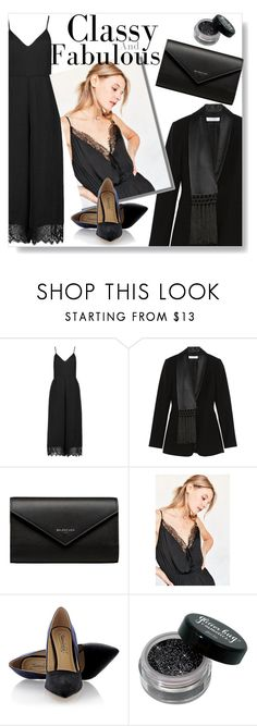 """""""Untitled #708"""" by lo2lo2a ❤ liked on Polyvore featuring Boohoo, Altuzarra, Balenciaga, Kimchi Blue and Timeless"""