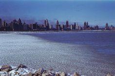 Chicago Lake Front Skyline (1941) on Vintage-America.com.  http://www.vintage-america.com/social-gallery/chicago-skyline-winter-1941