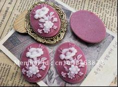 Polymer Clay Cobochans | DIY Fashion Resin 15mm Flower Polymer Clay Beads,Flower Clay Loose ...