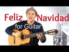 Feliz Navidad for Guitar | Fun Song With Easy Guitar Chords & Capo | Download the Cheat Sheet