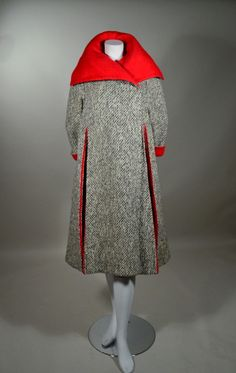 Dior Coat, designed by Yves Saint Laurent