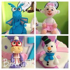 Dora la exploradora pastel / Dora the Explorer cake Bakery 676