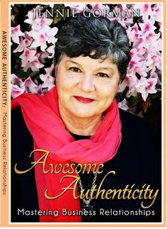 FINAL FRONT COVER - Awesome Authenticity $19.97