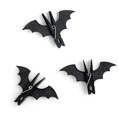 Bat Clothespins | 43 Impossibly Cute Products You'll Actually Use