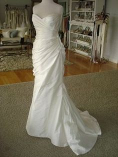 Romona Keveza Legends L111 Wedding Dress $1,700