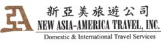 New Asia-America Travel Inc. - Home