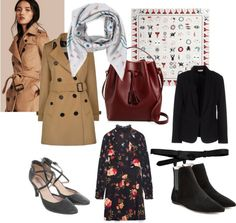 Your French Style Capsule Wardrobe for Fall
