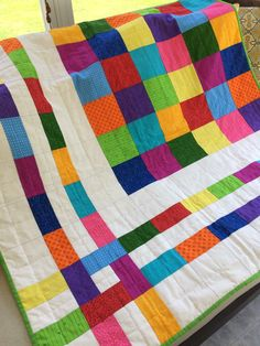 Courtney's baby quilt