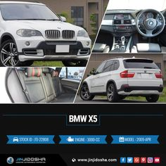 #Buy Your #BMW #X5 2009 Now!    #JinJidosha #Japan #BestCarSellingCompany #Japanese #RHD #Drive #Carsforsale #Sale #AT #Automatic #Speedway #SuperCars #White #Foglights #Soundsystem #Navigation #Vehicles #Cars #Dealership #Offer #Contact