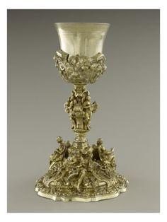 Calice- Musée national de la Renaissance (Ecouen)
