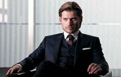 Nikolaj Coster-Waldau... My 3rd choice for Christian grey