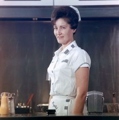 1960s instructional photos teach fast-food workers how (and how not) to dress for success