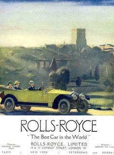 Rolls Royce Ad                                                       …