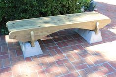 Asian inspired outdoor bench (no screws!) | Do It Yourself Home Projects from Ana White