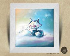 Cadre carré 25x25 cadeau Naissance avec Illustration Renard polaire et lapins pour Chambre Enfant bébé https://www.etsy.com/fr/listing/574724127/cadre-carre-25x25-cadeau-naissance-avec?ref=shop_home_active_56