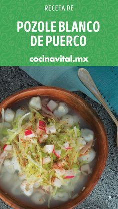 Mexican Food Recipes, Ethnic Recipes, Tamales, Carne, Cabbage, Tacos, Vegetables, Cooking, Pozole Rojo