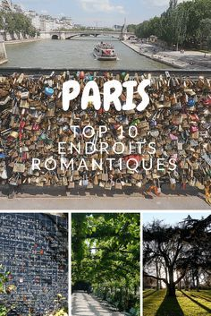 Endroit Romantique, Sejour Paris, Séjour En Amoureux, Beaux Endroits,  Endroits À Visiter, Inspiration Pour Les Voyages, Découvrir Paris, Le Ciel  De Paris, ...