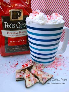 Simple Peppermint Syrup for coffee