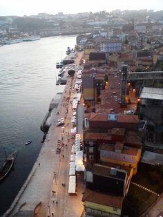 Vista para a Ribeira www.webook.pt #webookporto #porto #bestviews