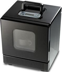 Portable Microwave, Camping Needs, Countertops, Compact, Cube, Kitchen Appliances, Gifts, Design, Inspiration