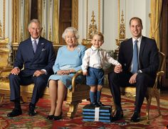 Could Prince George be any more adorable?