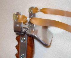 BEAVER slingshot (slingshots) (catapult) (catapults) (shooting) (Archery) (games