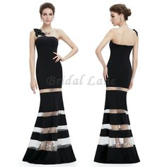 Striped evening dresses for matric ball / matric farewell in Cape Town - Bridal Lane ♥