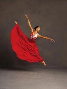 Alvin Ailey American Dance Theater's Alicia Graf Mack in Alvin Ailey's Memoria