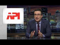 John Oliver to oil lobby: You bozos picked the wrong man to plagiarize | Grist