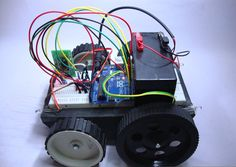 Create a laptop controlled robot with #Arduino https://blog.adafruit.com/2015/01/27/diy-laptop-controlled-robot-with-arduino