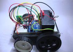 Create a laptop controlled robot with #Arduino https://blog.adafruit.com/2015/01/27/diy-laptop-controlled-robot-with-arduino