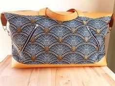 Marie sur Instagram: Mon premier Sacôtin 💕 Un sac Java large qui sera offert à ma maman 💕 Patron et tuto vraiment supers! Bouclerie de la mercerie des…