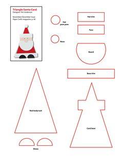 Triangle_Santa_Pattern.jpg 2,550×3,300 pixels