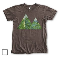 April Showers Tri-Blend T-Shirt - Spring is great, because it means the end of winter, which for some Nature Nerds, is not so great. It might rain a lot, but that's the best part. We figure it brings everything back to life after a few months of freezing cold weather. Watching everything turn green while covered in drops of water is awesome.