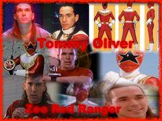 Tommy Oliver (Red Zeo Ranger) #SonGokuKakarot
