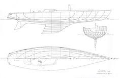 Fast Boats, Speed Boats, Power Boats, Yacht Design, Boat Design, Model Boat Plans, Canoe Trip, Luxury Yachts, Wooden Boats